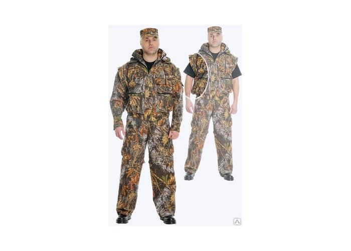 костюмы хищника для рыбалки